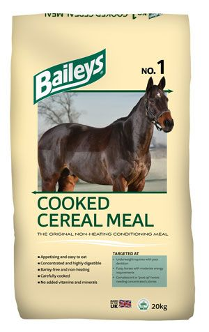 No. 1 Cooked Cereal Meal