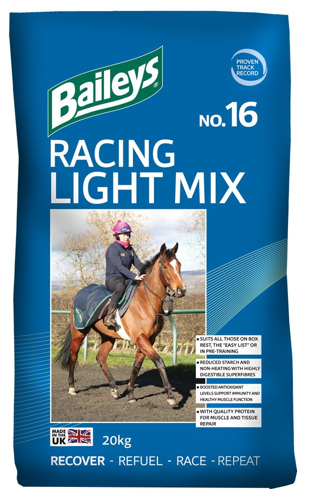 No.16 Racing Light Mix