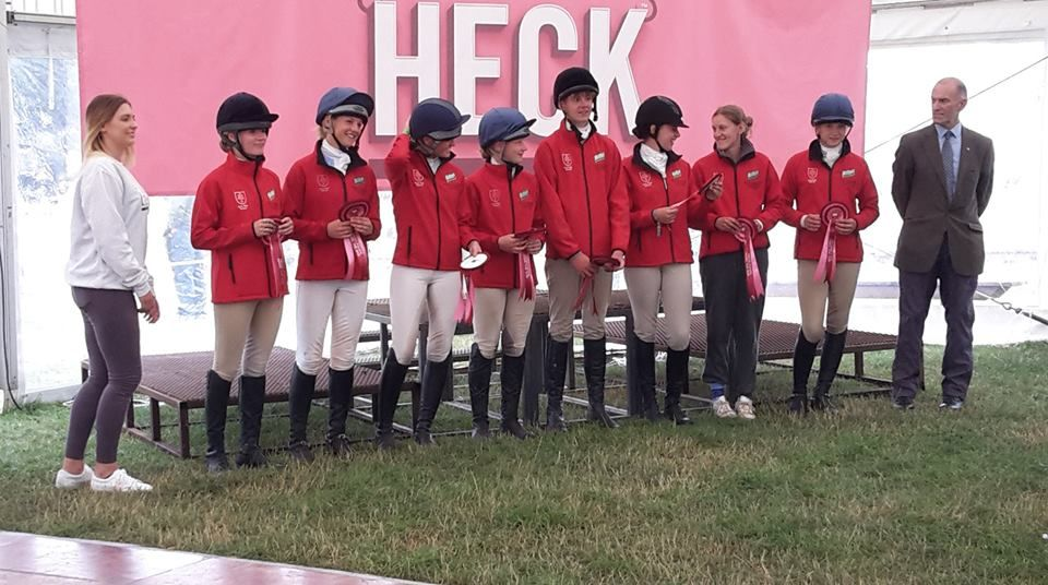 Frickley Park Horse Trials: National Under 18's Championships